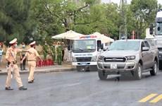Xử lý nhiều trường hợp vi phạm quy định giãn cách xã hội tại Đà Nẵng
