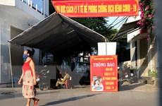 Quảng Ngãi: Cộng đồng chung tay ngăn chặn dịch COVID-19