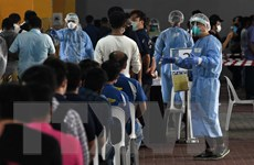 Singapore cho phép hơn 260.000 lao động nước ngoài trở lại làm việc