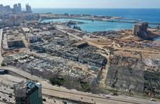 Australia lo lắng về các kho lưu trữ hóa chất sau vụ nổ ở Liban