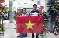 Nữ sinh đầu tiên mang giải vàng Olympic Hóa học quốc tế về thành Nam