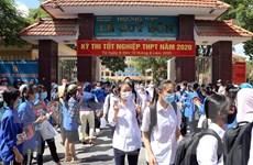 Thi tốt nghiệp THPT 2020: Thí sinh yên tâm với công tác tổ chức thi