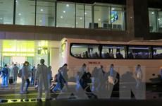 Đưa hơn 270 công dân Việt Nam từ CH Cyprus và Saudi Arabia về nước