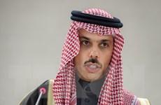 Việt Nam-Saudi Arabia thúc đẩy hơn nữa quan hệ song phương
