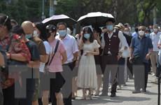 Trung Quốc đại lục ghi nhận thêm 22 ca nhiễm COVID-19 mới