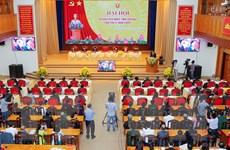 Phó Chủ tịch nước dự Đại hội thi đua yêu nước tỉnh Yên Bái lần thứ X