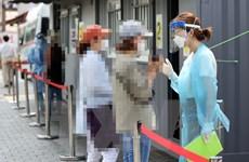Hàn Quốc ghi nhận hơn 324 ca nhiễm SARS-CoV-2 mới