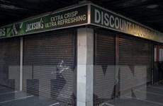 Ngành bán lẻ của Nam Phi chịu tổn thất kép do dịch COVID-19