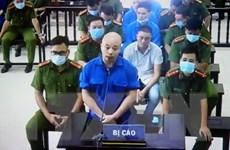 Hành hung phụ xe khách, Nguyễn Xuân Đường lĩnh thêm 3 năm 6 tháng tù