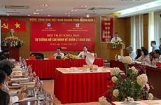 Giá trị sâu sắc của tư tưởng Chủ tịch Hồ Chí Minh về quản lý giáo dục