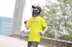 Dịch COVID-19: ''Công nghệ'' làm mát khẩu trang lên ngôi tại Nhật Bản