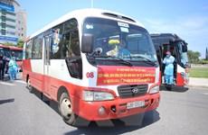 Dịch COVID-19: 126 người dân tỉnh Đắk Nông từ Đà Nẵng về nơi cư trú