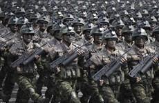 Khả năng Triều Tiên duyệt binh kỷ niệm sự kiện trọng đại của đất nước