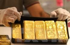 Đồng USD yếu đẩy giá vàng châu Á đi lên trong phiên 2/9