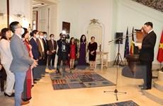 Lễ kỷ niệm Quốc khánh 2/9 đầy ý nghĩa tại Vương quốc Bỉ