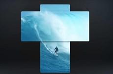 LG chuẩn bị ra mắt mẫu điện thoại xoay màn hình Wing