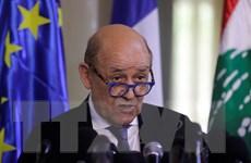 Ngoại trưởng Pháp kêu gọi Anh nỗ lực đạt thỏa thuận về Brexit