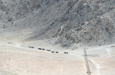 Ấn Độ kích hoạt đường dây nóng quân sự với Trung Quốc