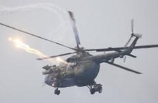 Nga tổ chức diễn tập chống khủng bố đa quốc gia Kavkaz-2020