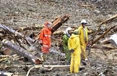 Tìm kiếm 2 công dân Việt Nam mất tích ở Nhật Bản do bão Haishen