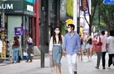 Dịch COVID-19: Hàn Quốc ghi nhận số ca lây nhiễm tập thể tăng mạnh
