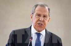 Nga đề nghị làm trung gian đàm phán về tranh chấp trên Địa Trung Hải
