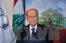 Italy kêu gọi Liban cải tổ sâu rộng để vượt qua khủng hoảng