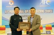 Ông Yusuke Adachi làm Giám đốc kỹ thuật Liên đoàn Bóng đá Việt Nam