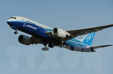 Boeing cảnh báo nguy cơ chậm giao máy bay 787 Dreamliner