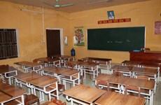 Ninh Bình: Học sinh Trường Tiểu học Kim Đồng cơ bản đã đi học trở lại