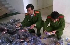 Thanh Hóa: Thu giữ gần 3.000 đồ chơi nguy hiểm trước dịp Tết Trung Thu