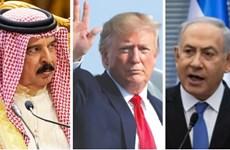 Bahrain bình thường hóa quan hệ, cân nhắc công nhận nhà nước Israel