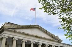 Thâm hụt ngân sách liên bang Mỹ vượt ngưỡng 3.000 tỷ USD