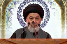 Giáo sỹ Ali Sistani chấp thuận tổ chức cuộc tổng tuyển cử sớm ở Iraq