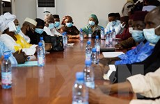 Mali: Liên minh M5-RFP phản đối hiến chương của chính quyền quân sự