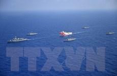 Hy Lạp hoan nghênh tàu Thổ Nhĩ Kỳ rút khỏi khu vực tranh chấp