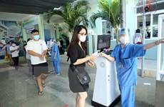 Bệnh viện Đà Nẵng mở cửa trở lại để khám, chữa bệnh cho người dân