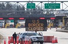 Biên giới Canada-Mỹ có thể tiếp tục đóng cửa tới cuối tháng 11