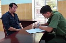 Bắt 3 người tổ chức, môi giới cho người khác ở lại Việt Nam trái phép