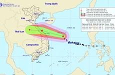 Tỉnh Quảng Bình cho học sinh nghỉ học để tránh cơn bão số 5