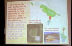 Phát huy giá trị Di tích khảo cổ hang Con Moong và các di tích phụ cận
