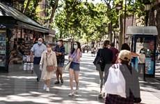 S&P hạ bậc tín nhiệm nợ công của Tây Ban Nha xuống mức tiêu cực