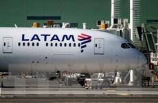 Hãng hàng không lớn nhất Mỹ Latinh nhận khoản vay cứu trợ phá sản