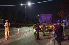 Đắk Lắk: Hai thanh niên đi xe máy tử vong sau khi đâm vào đuôi xe ôtô