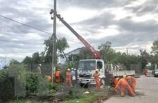 Thừa Thiên-Huế đảm bảo an toàn để học sinh trở lại trường sau bão số 5