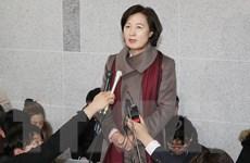 Hàn Quốc đẩy mạnh điều tra vụ Bộ trưởng Tư pháp bao che con trai