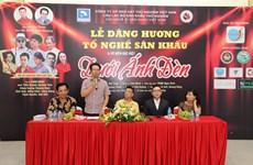 Trình diễn lại vở 'Dưới ánh đèn' chào mừng Ngày Sân khấu Việt Nam