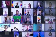Dự án ASCEND nâng cao năng lực quản lý thiên tai trong khu vực ASEAN
