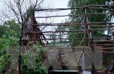 Lâm Đồng: Lốc xoáy gây nhiều thiệt hại tại huyện Di Linh