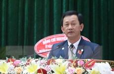 Ông Dương Văn Trang được bầu giữ chức Bí thư Tỉnh ủy Kon Tum
